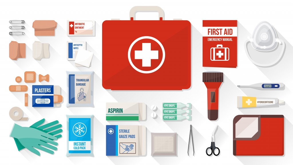 Order Fulfillment for First Aid Confirmation Form